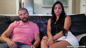 imagen Big Ass Colombian Valery Santos Films Her First…