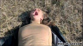 imagen Czech girl Ivana Sugar pounded for money