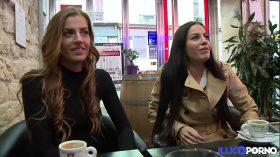 imagen Les soeurs jumelles Dellai se tapent un gros ve…