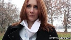 imagen Redhead Czech girl Alice March gets banged for …