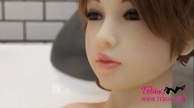 imagen The creampie doggystyle pussy japanese sex doll