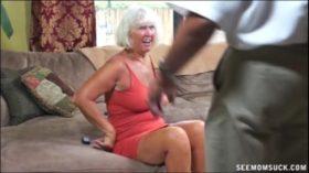 imagen Granny Blowjob