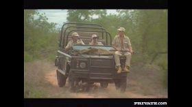 imagen Diana, Outdoor Ganbang in the Kruger Park…