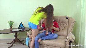 imagen Sweet teen needs her boyfriend to fuck her now