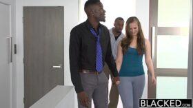 imagen BLACKED Minnesota Teen Tries First Interracial Threesome