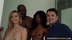 imagen Daizy Cooper & Carolina Sweets Interracial – Cuckold Sessions