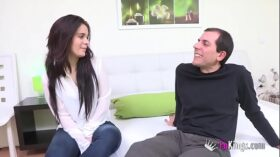 imagen A preppie girl from cordoba and a candidate to porn performer will meet and fuck in a new blind date
