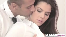 imagen Babes – Office Obsession – Valentina Nappi and Tony Brooklyn – Caught in the Rain