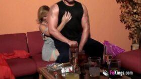 imagen Bachelorette party turns into SEX PARTY when MILF's let loose