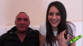 imagen Carolina Abril y Dinio having sex