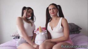 imagen Giselle Montes & Ana Spears – Dos Lobas Para Un Cordero