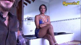 imagen MAMACITAZ – Colombian Indira Uma Gets Horny For Sex Vengeance