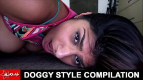 imagen MIA KHALIFA – Doggystyle Compilation Video (Try Not To Bust A Nut)