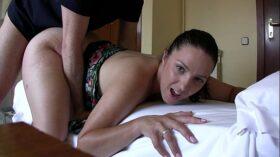 imagen Pamela Sanchez follando en video porno casero con follamigo