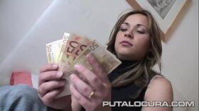imagen Disculpa, ¿Quieres ganar unos euros? Sara May Pilladas de Torbe